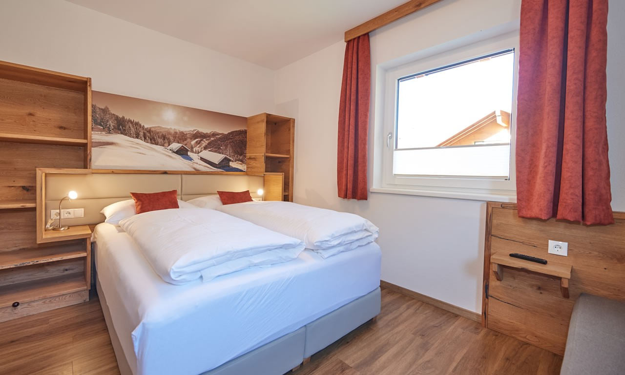 Appartement in Flachau